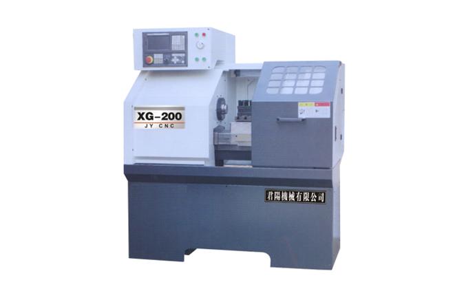 高速线轨数控机床XG-200